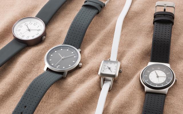 MUJI's Original Watches