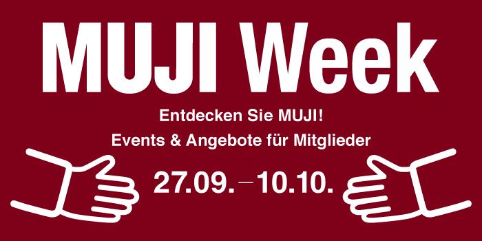 MUJI Week 2016