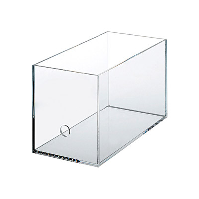 Acrylic Stackable Cd Box L
