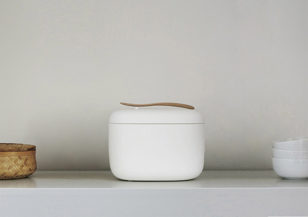 Awesome Kitchen Appliances Naturally Blend Into Your Life | MUJI