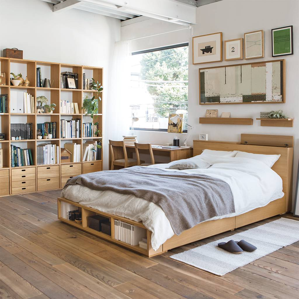 Muji Futon Home Decor