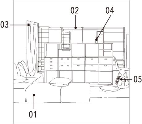 Living Room | Compact Life | MUJI