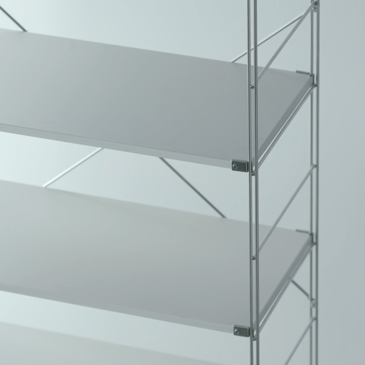 Stainless Steel Shelves Frames Are Available In Steel And Stainless Steel Unit Shelf