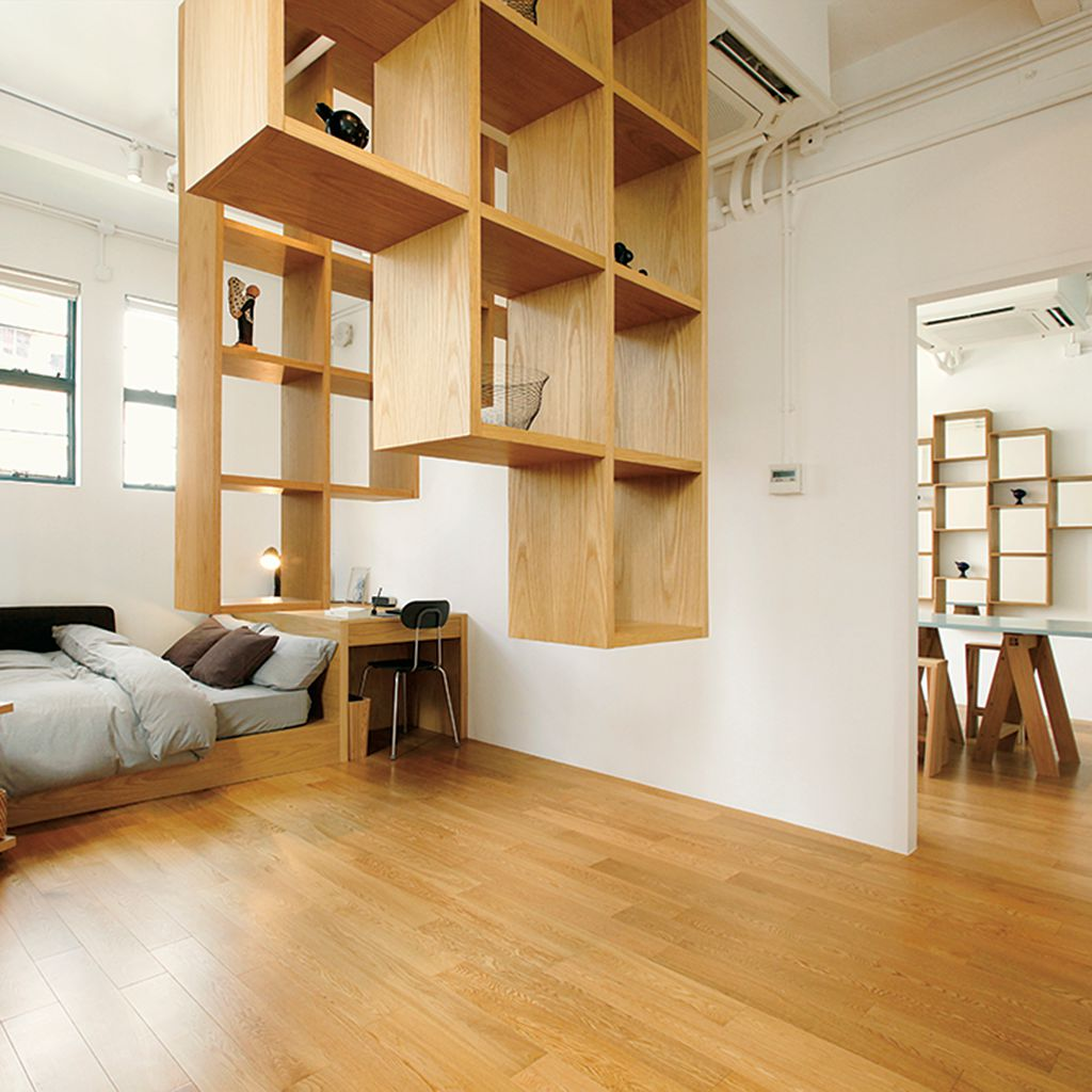 Making Storage Furniture ExtraordinaryA New Design Venture Was Carried Out  Using MUJI Storage Furniture. Case