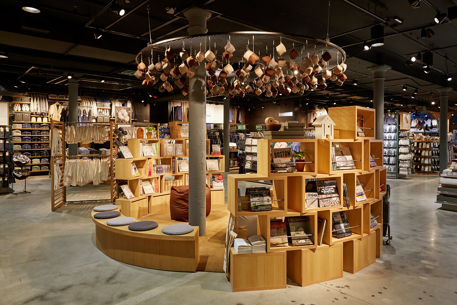 muji newbury street muji. Black Bedroom Furniture Sets. Home Design Ideas