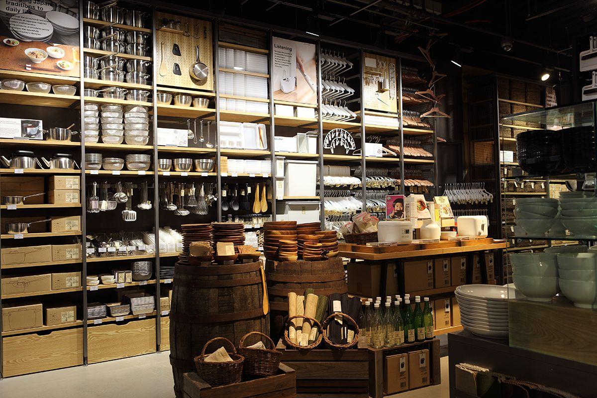 muji fifth avenue muji. Black Bedroom Furniture Sets. Home Design Ideas