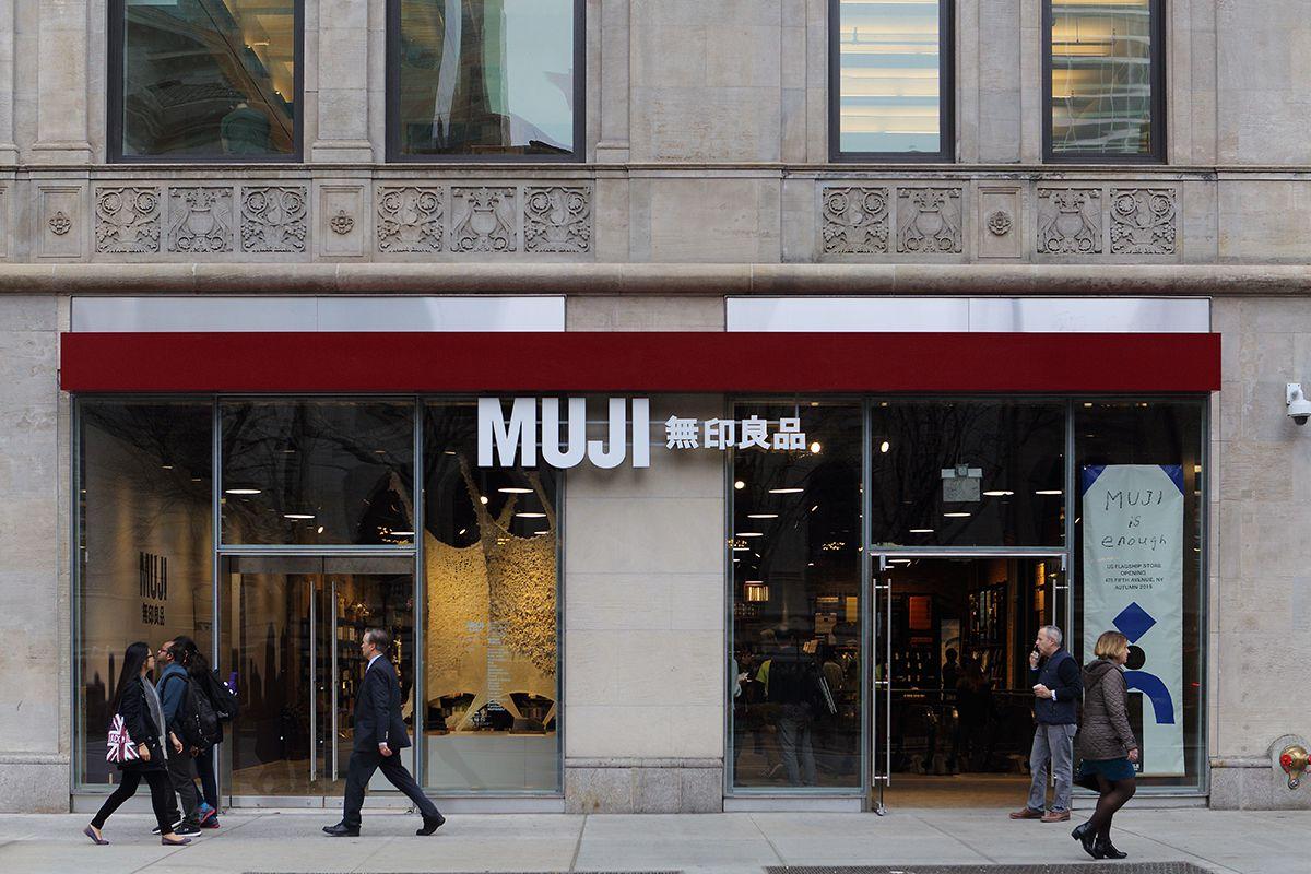 Muji Fifth Avenue Muji