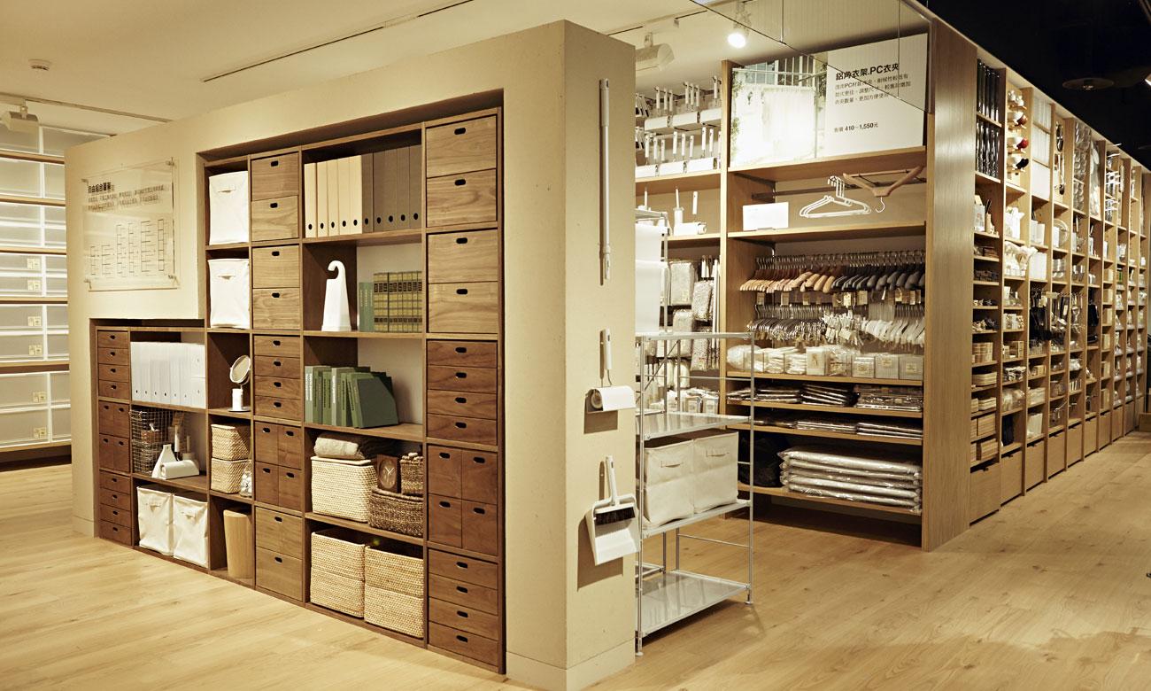 Muji store, Los Angeles – California » Retail Design Blog