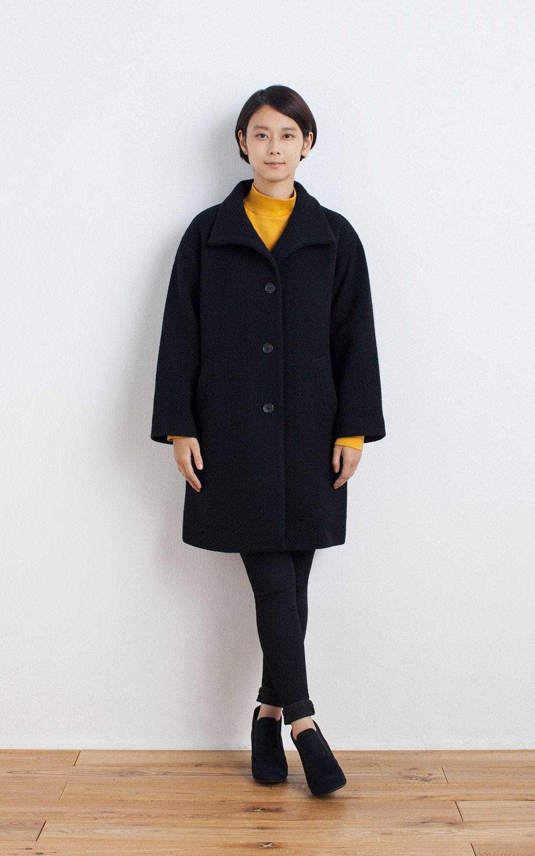Muji Duffle Coat | Fashion Women's Coat 2017