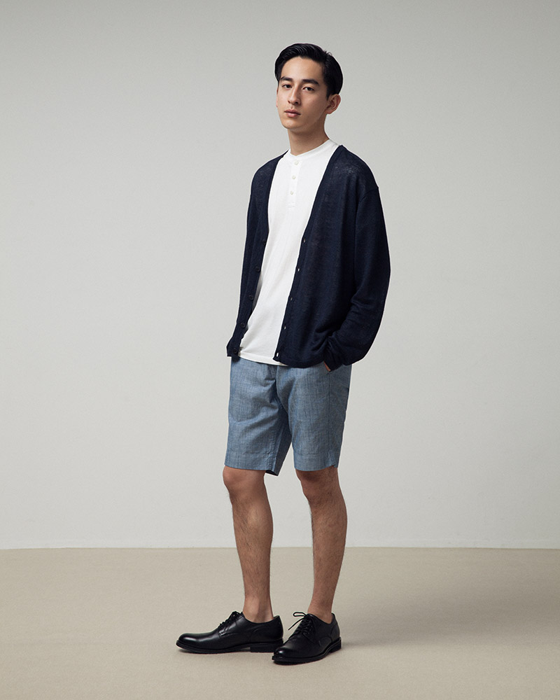 Linen Mens Fashion