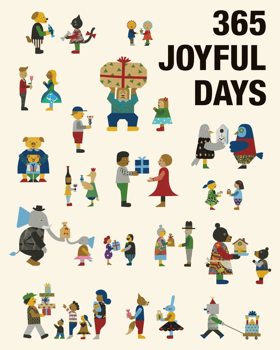 365 Joyful Days