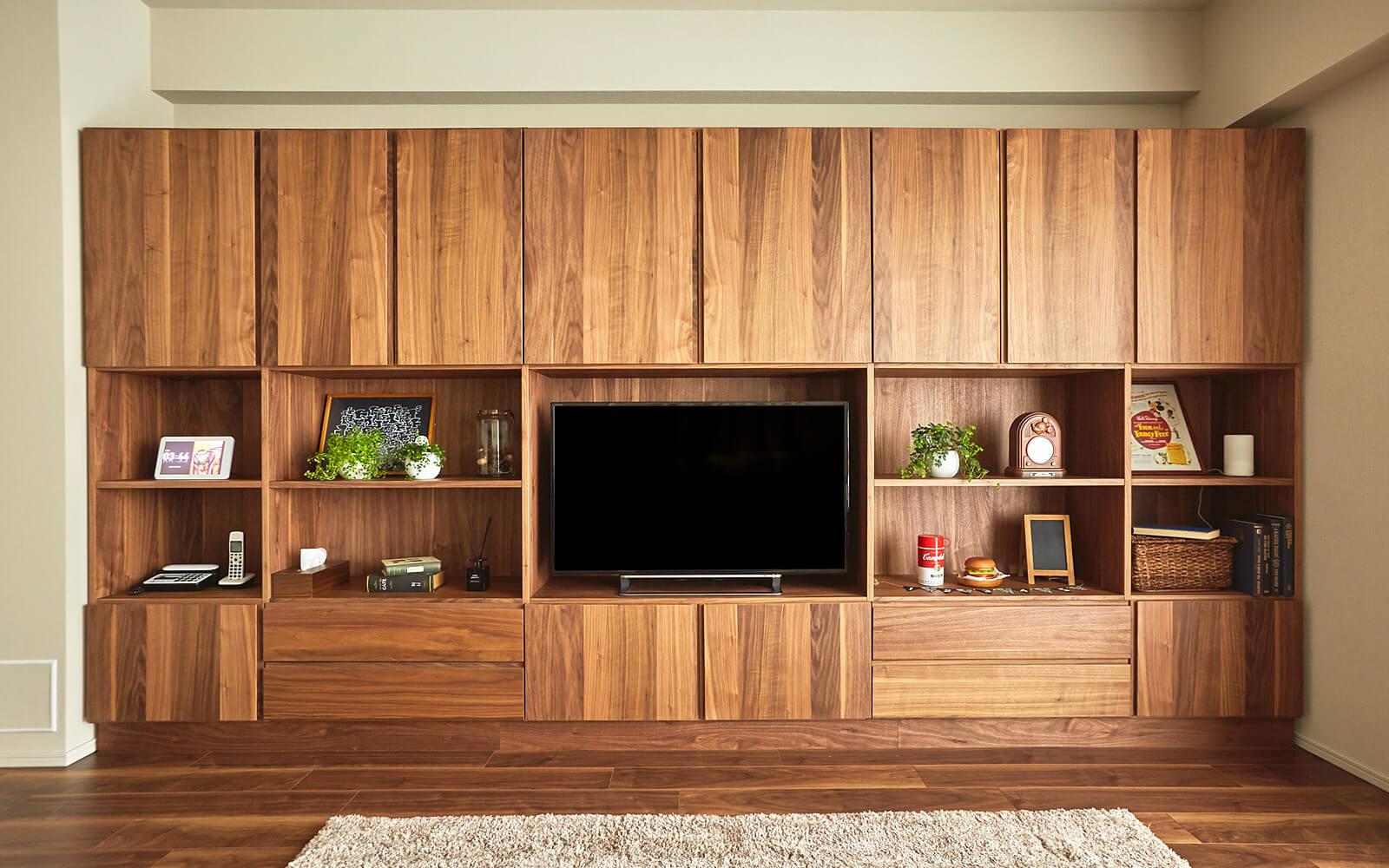 ユニットシェルフは無印良品が人気!本当に使える便利な収納家具のイメージ
