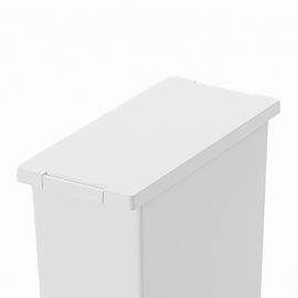 LID FOR POLYPROPYLENE DUST BOX W / CHOICE OF LID