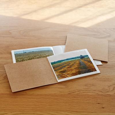 ポストカードのおしゃれな収納用品のブログ画像