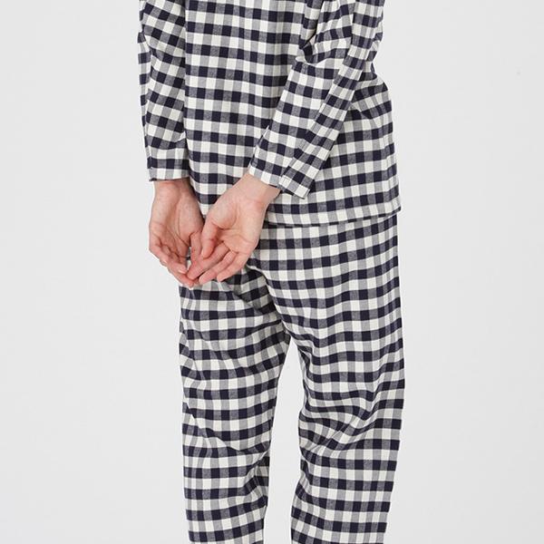 「ネルチェックパジャマ(婦人)」 品番:H7AE064