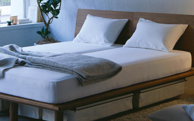 対象ベッド+対象マットレス