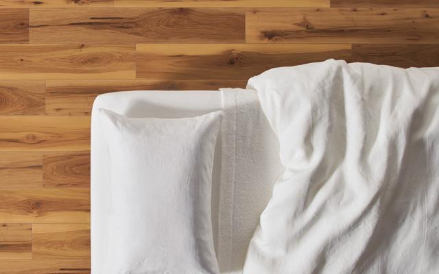 麻平織寝装カバー