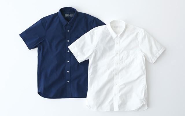 紳士半袖シャツ・2枚組