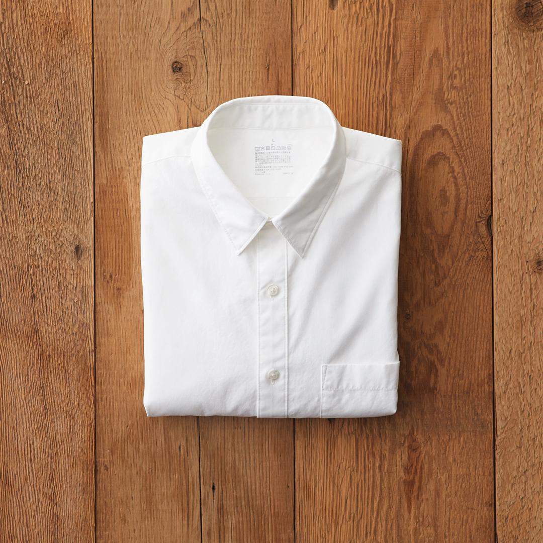 無印良品のおすすめワイシャツ