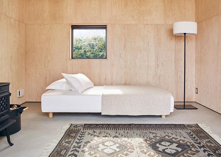muji hut - Muji Bed Frame