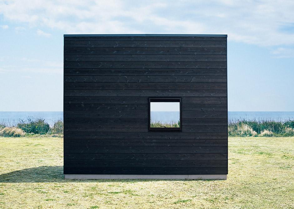 MUJI HUT | 無印良品 Minimalist Cube House Design Philippines Html on