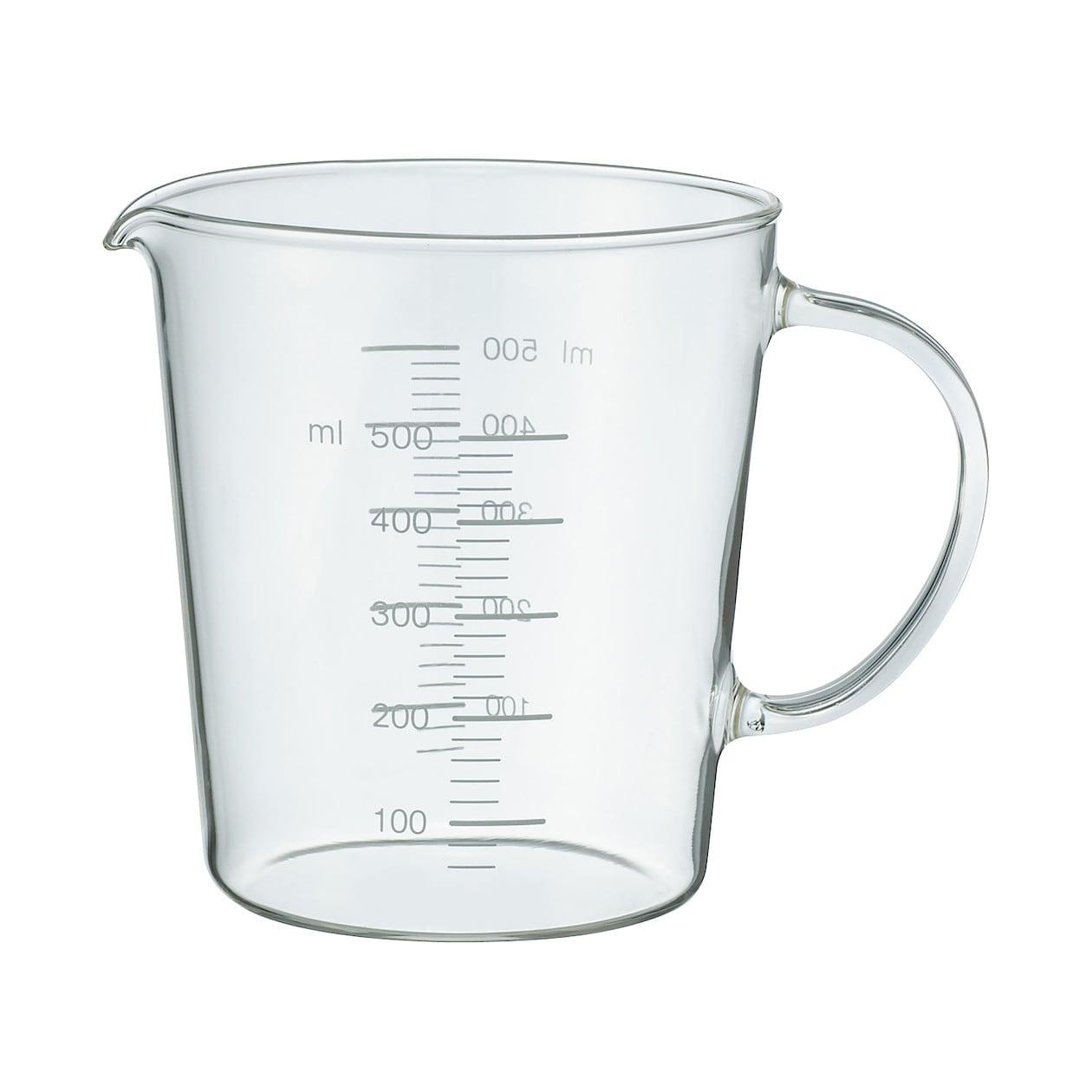 無印良品『耐熱ガラスメジャーカップ(15129706)』