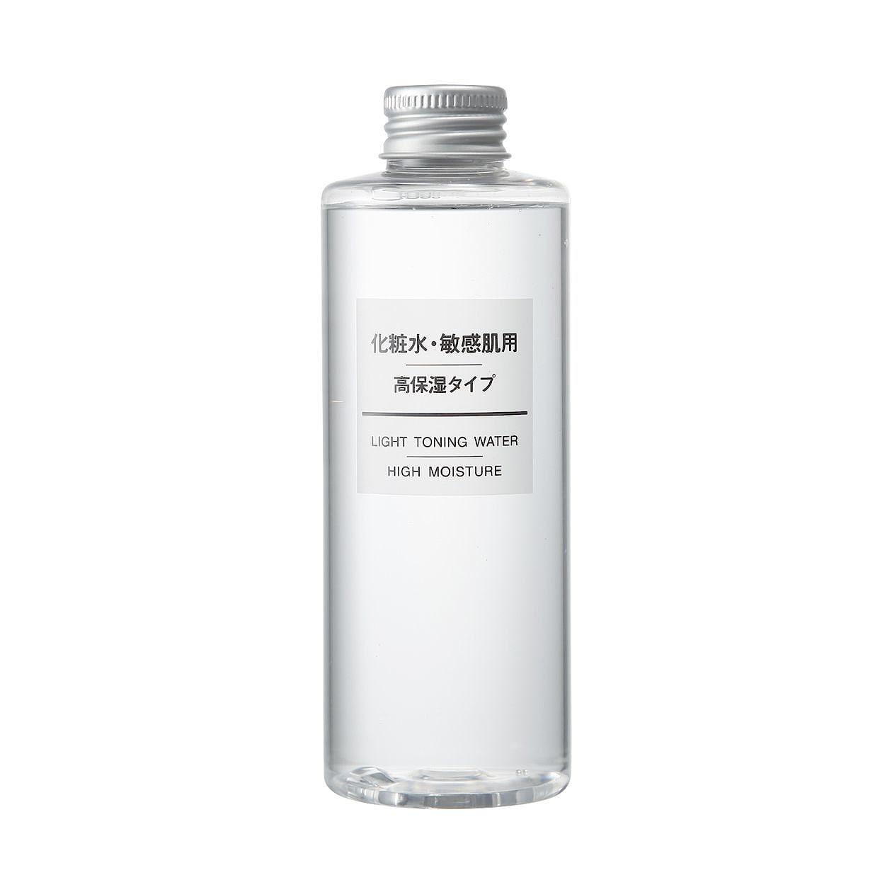 化粧水・敏感肌用・高保湿タイプ 200ml 通販 | 無印良品
