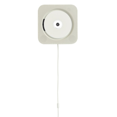 壁掛式CDプレーヤー 型番:CPD‐4 | AV家電 通販 | 無印良品