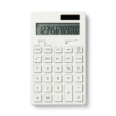電卓 12桁(KK-1154MS)