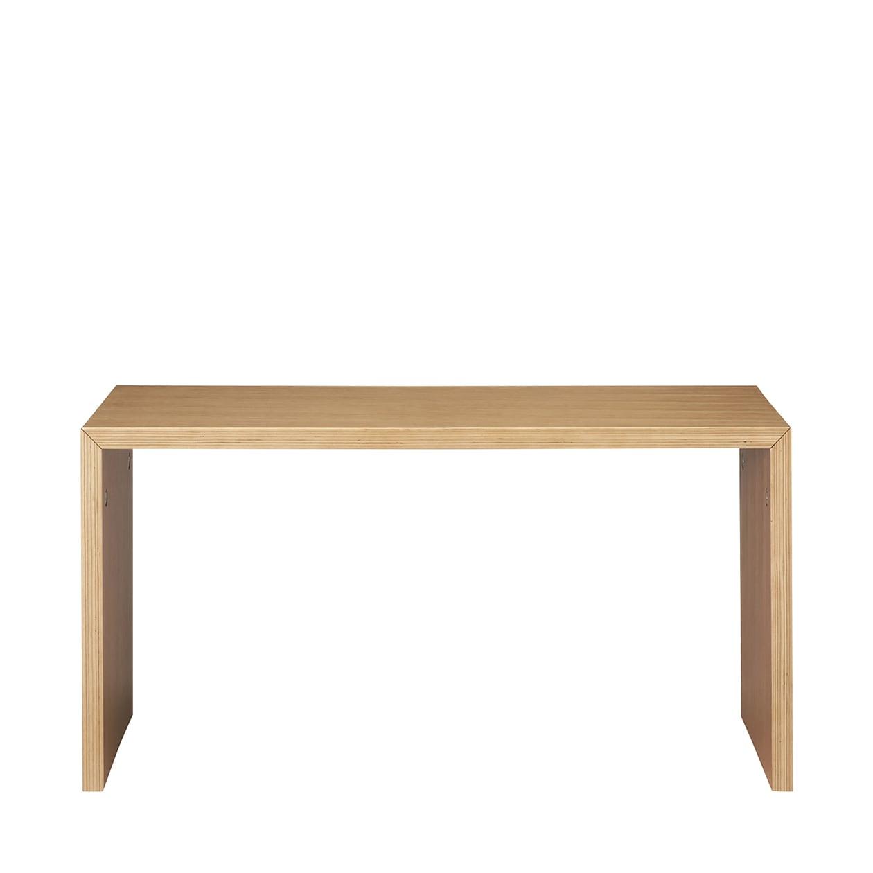 コの字家具・積層合板・オーク材