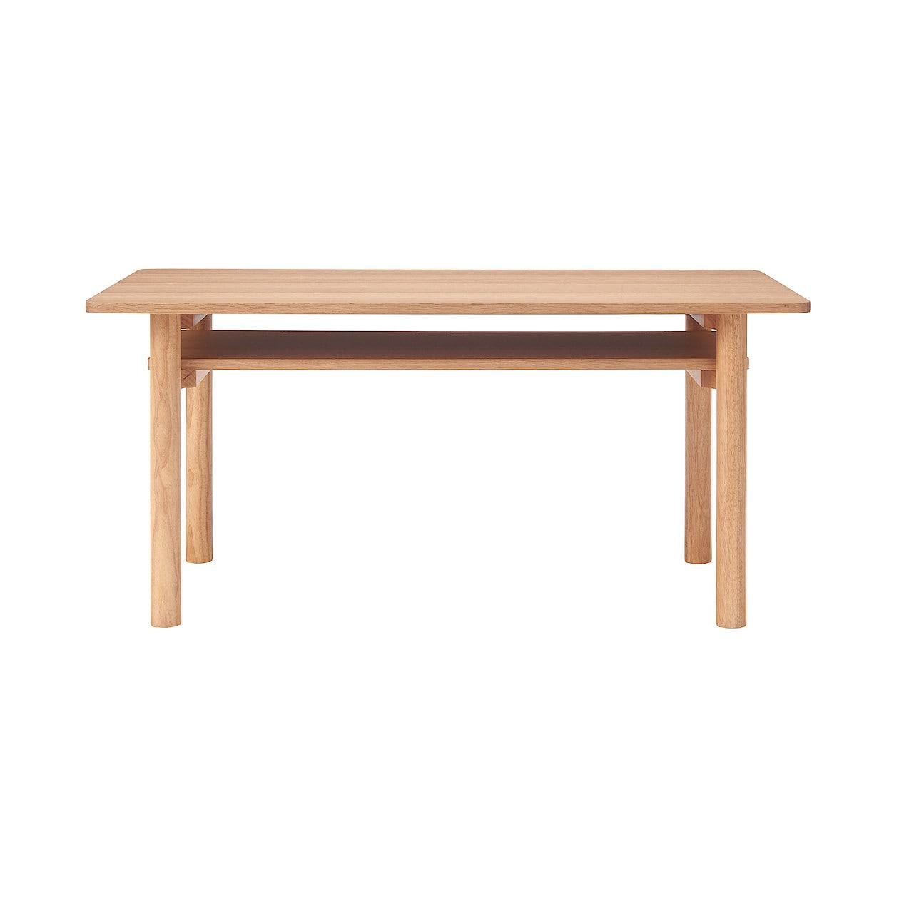 木製ミドルテーブル・オーク材