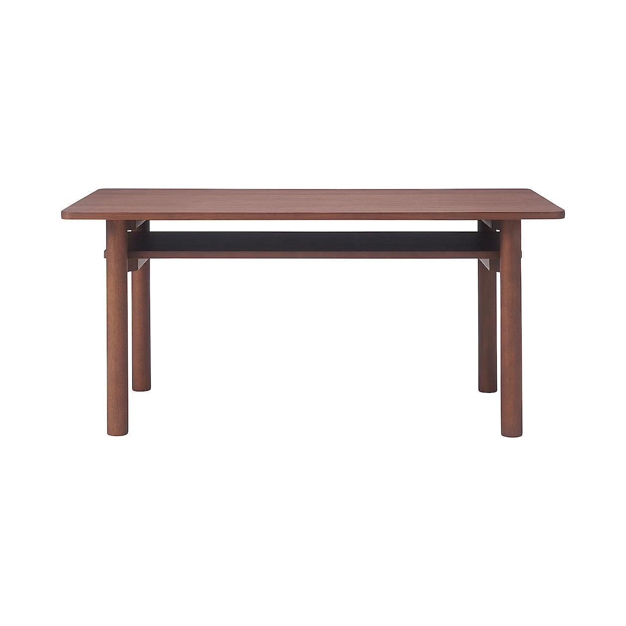 木製ミドルテーブル・ウォールナット材