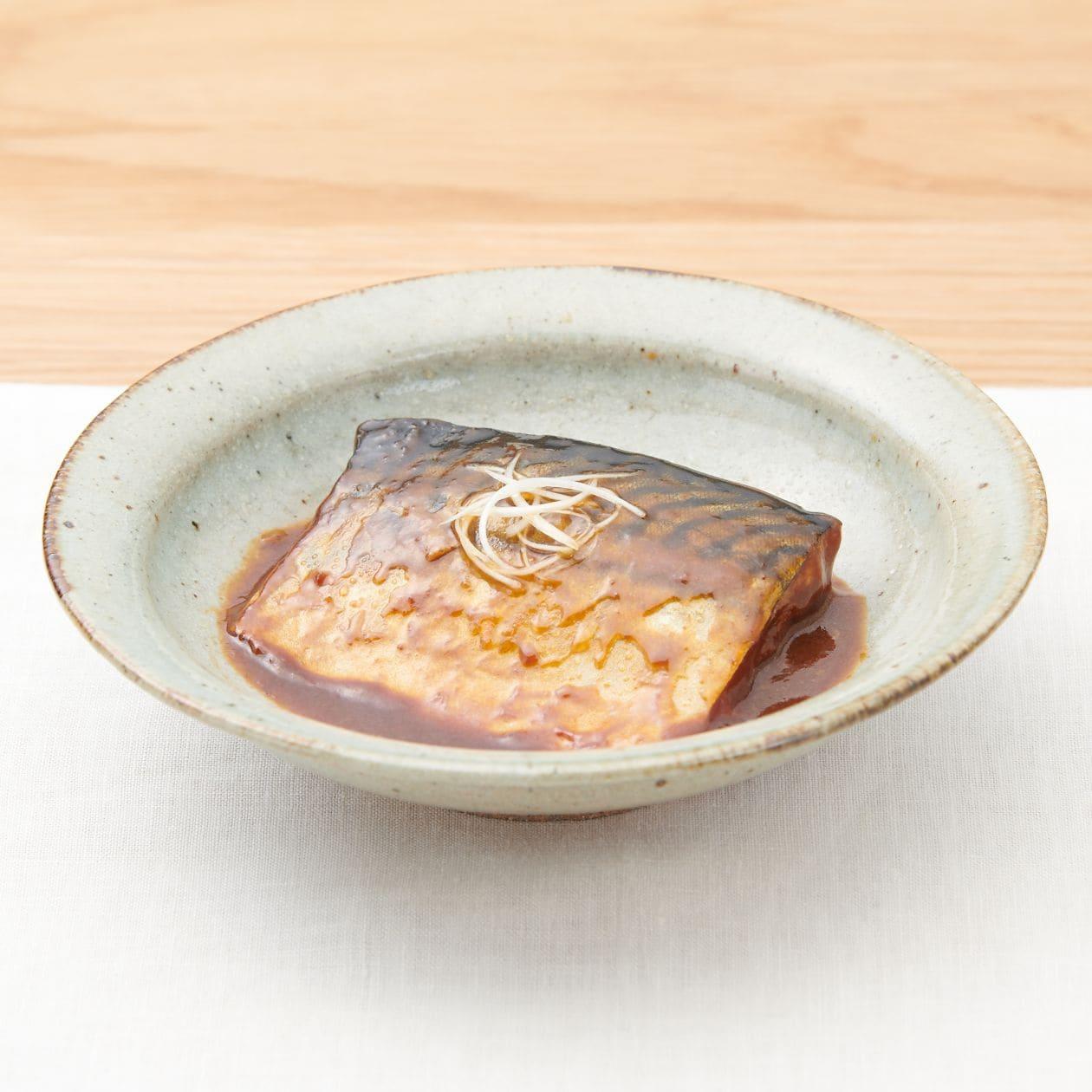 味噌 煮 簡単 サバ の