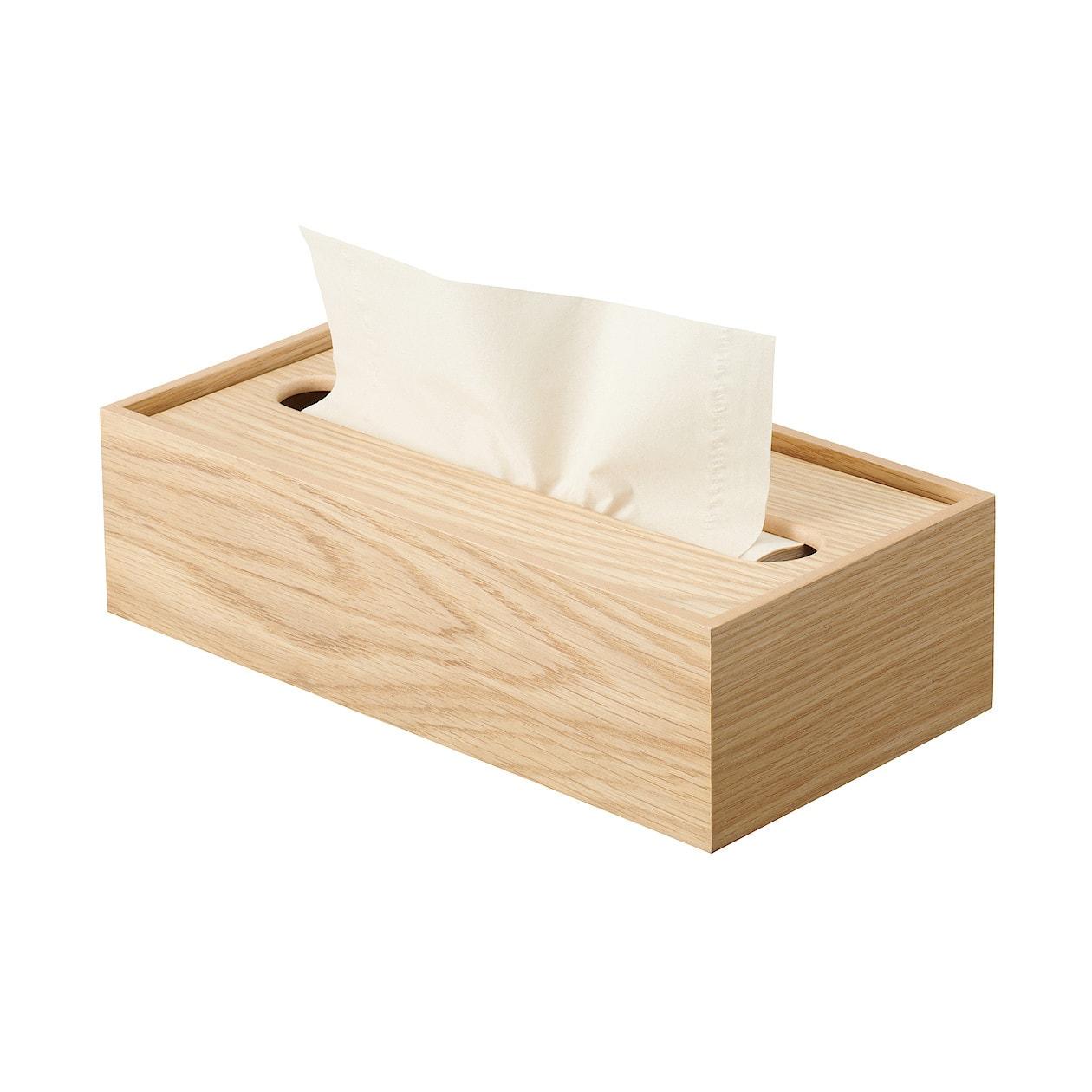 木製ティシューボックス