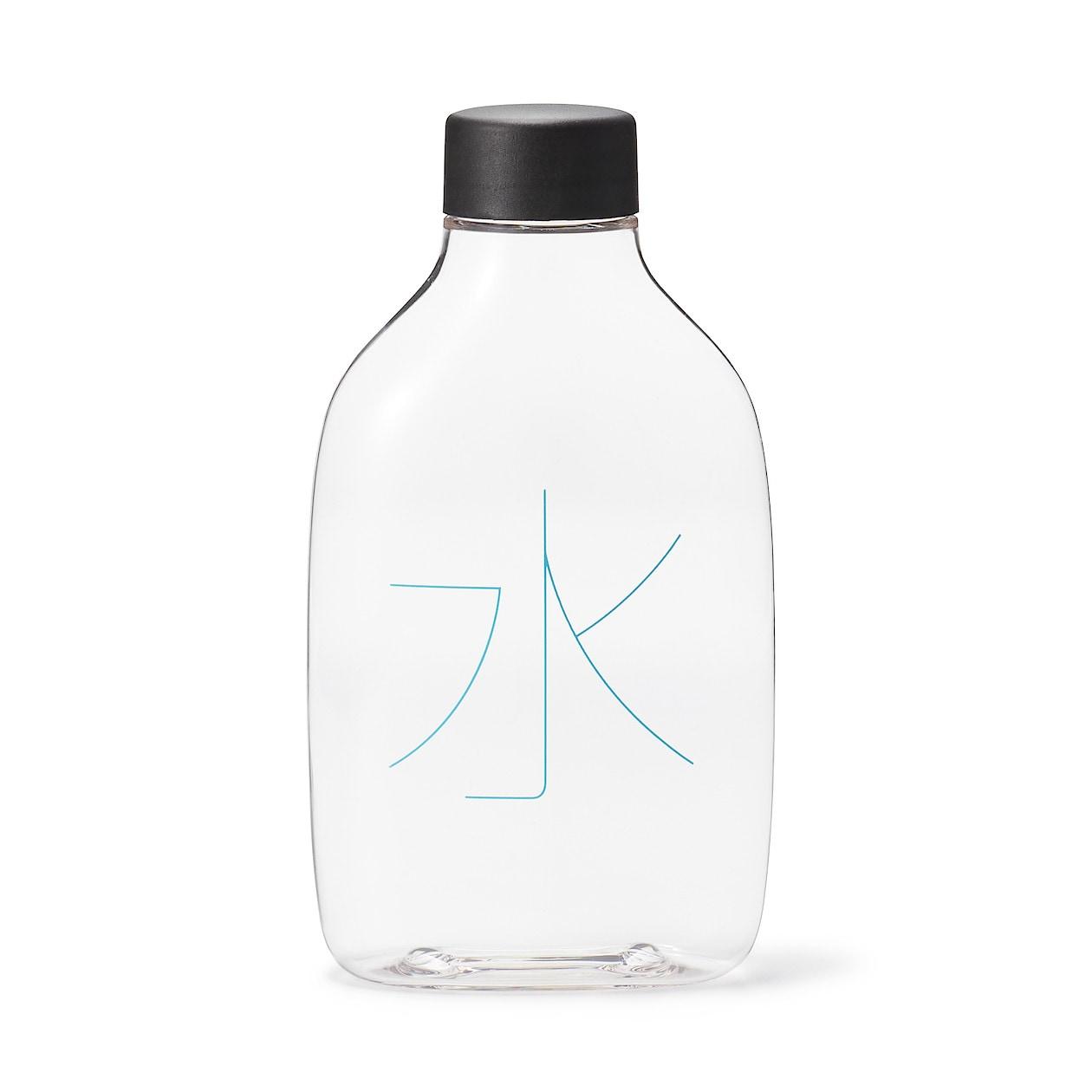 自分で詰める水のボトル