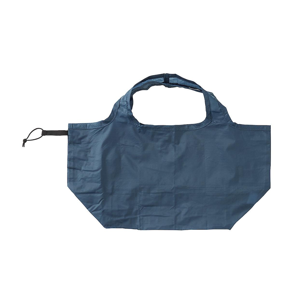 ナイロン 買い物バッグ マチ広