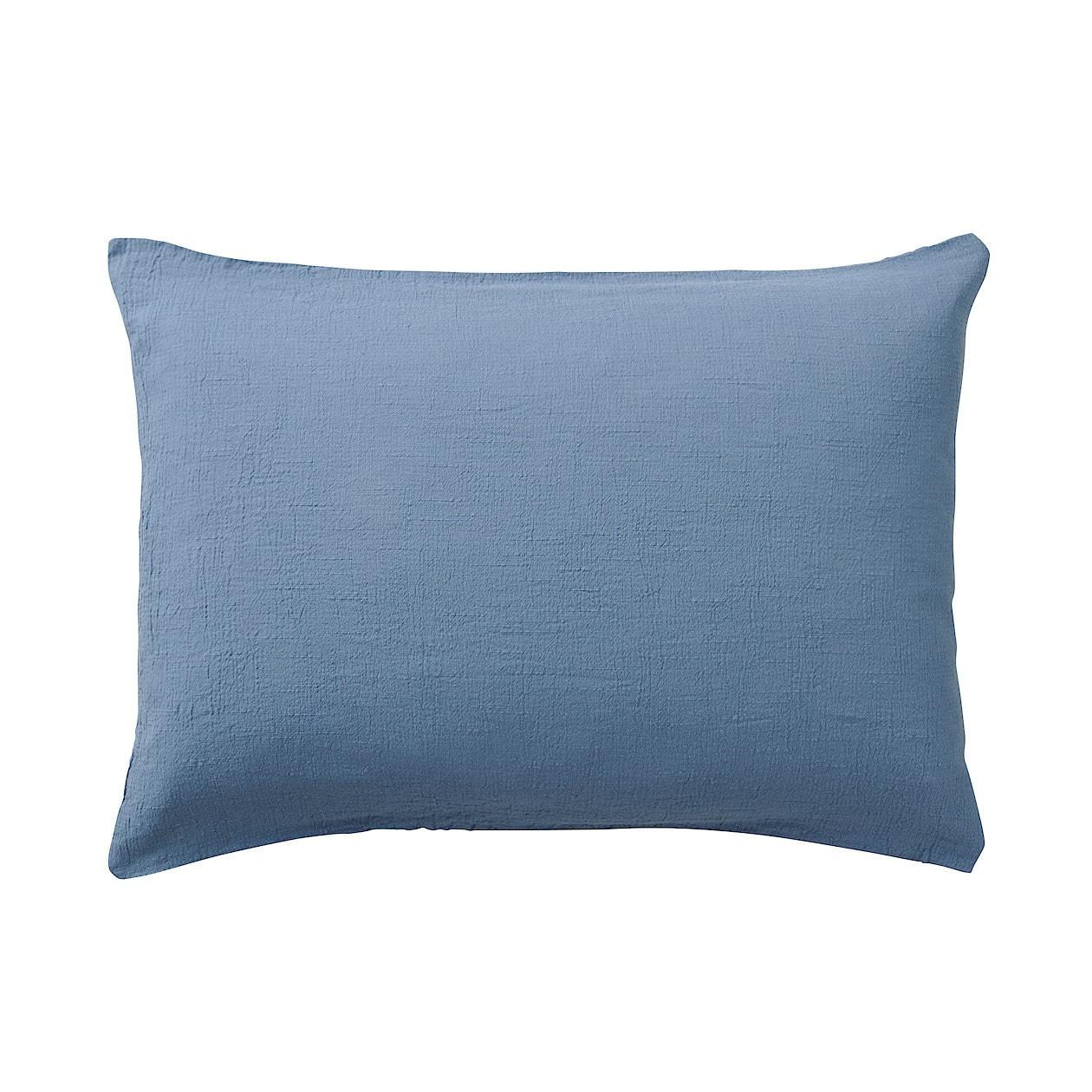 綿強撚クレープ織まくらカバー
