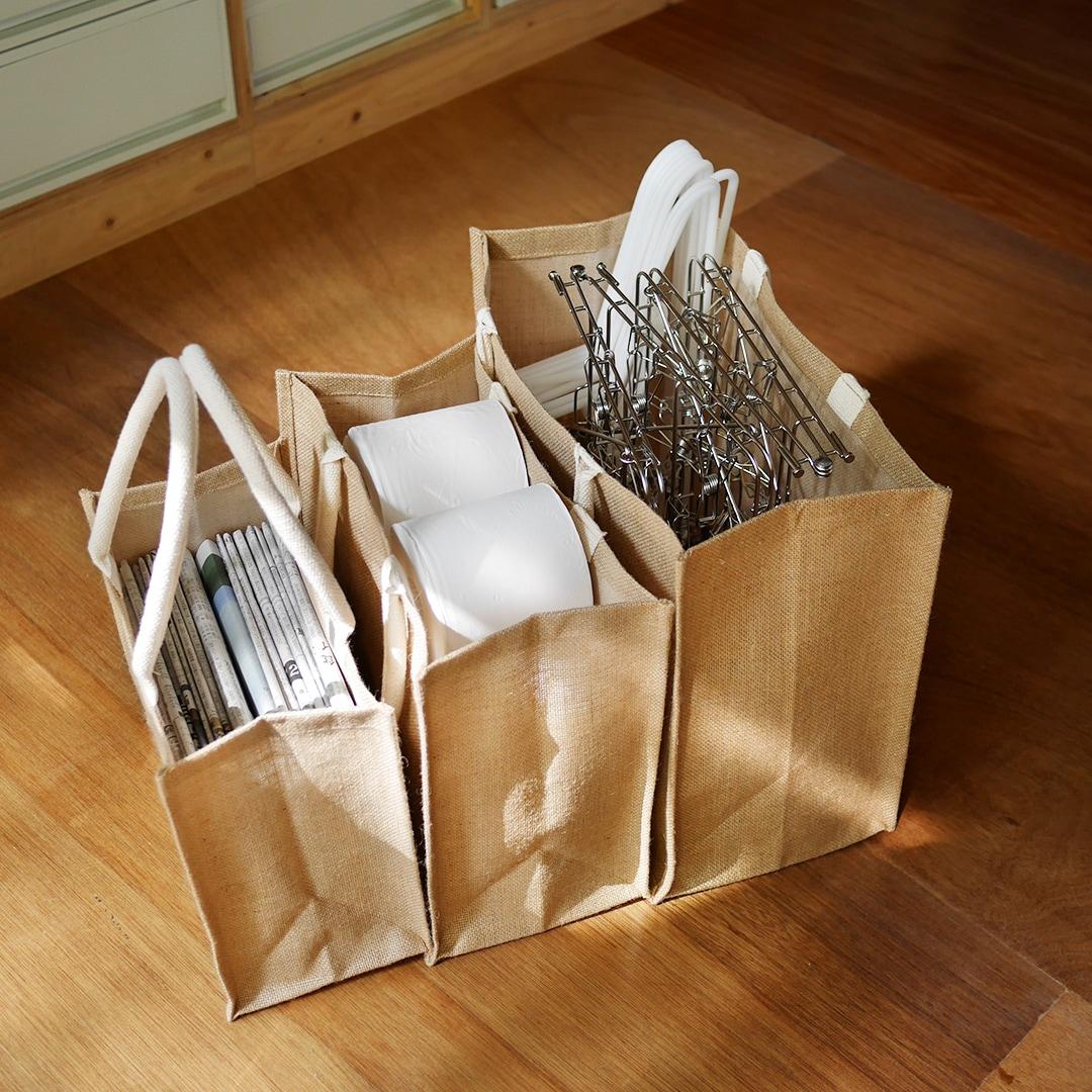 記事内画像:013ジュートマイバッグが再入荷しました