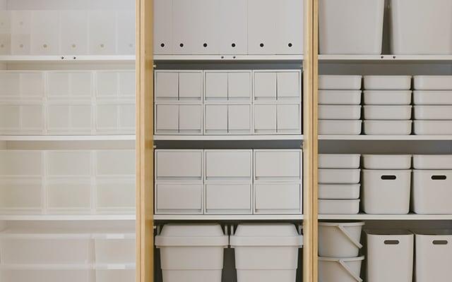 Polypropylene Storage