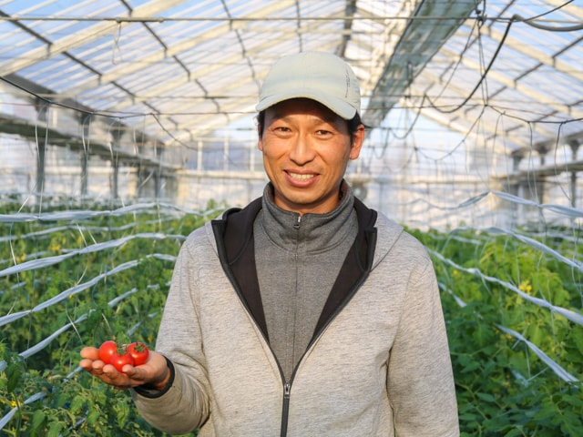供給者画像:生産者名 小菅農園