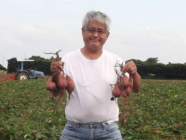 供給者画像:生産者名 種子島 日高義信さん