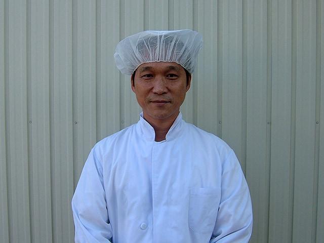 有限会社 四万十食品 代表 加用高常さん
