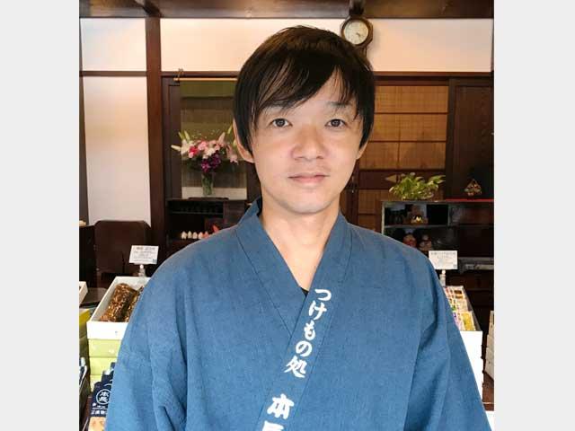 供給者画像:生産者名 株式会社本長 本間光太郎さん