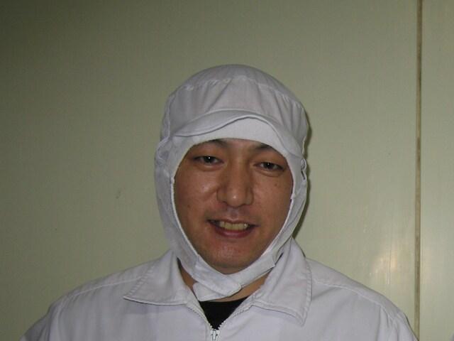 供給者画像:生産者名 南光物産株式会社 原口さん