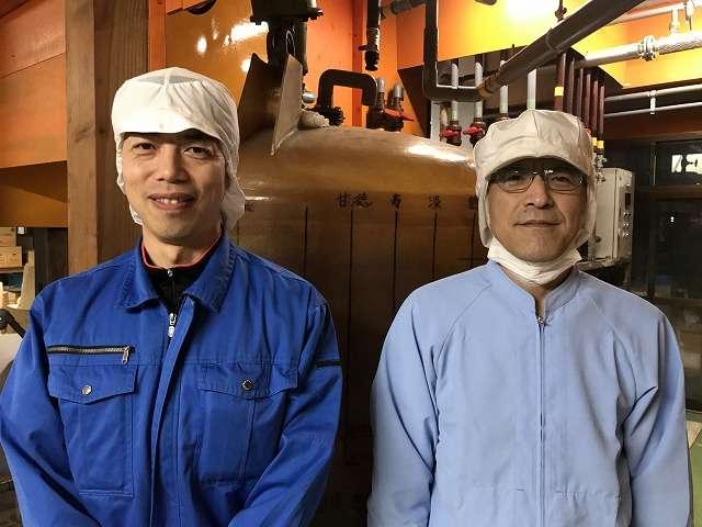 供給者画像:生産者名 トナミ醤油株式会社