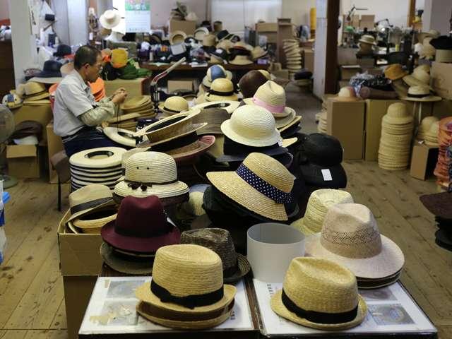 供給者画像:生産者名 田中帽子