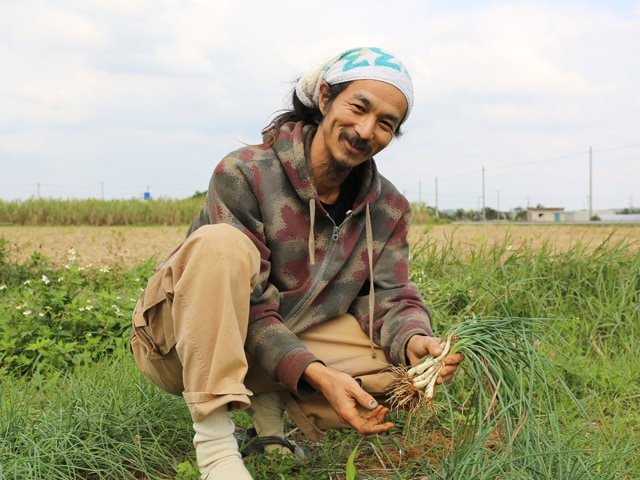 供給者画像:生産者名 sumaya natural farm