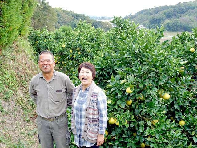 供給者画像:生産者名 みずの果樹園 水野武晴さん