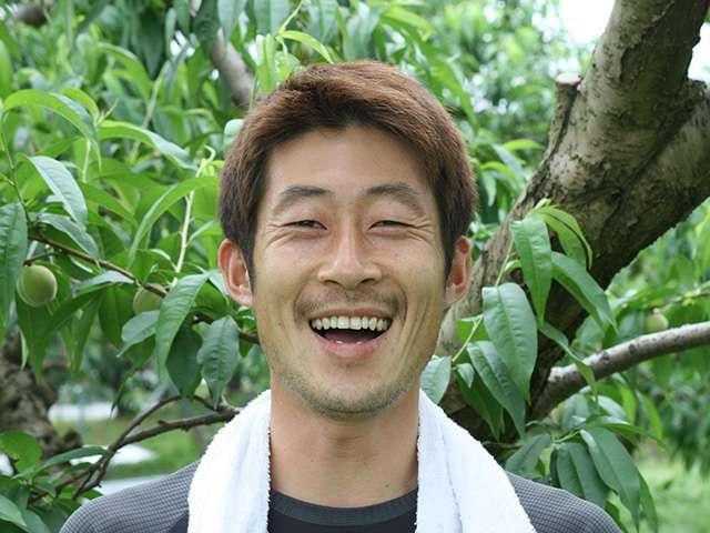 供給者画像:生産者名 生産者グループ代表の芳賀さん