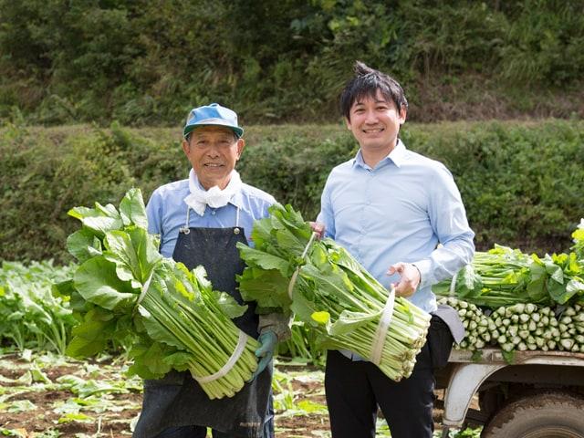 供給者画像:生産者名 株式会社 竹内農産